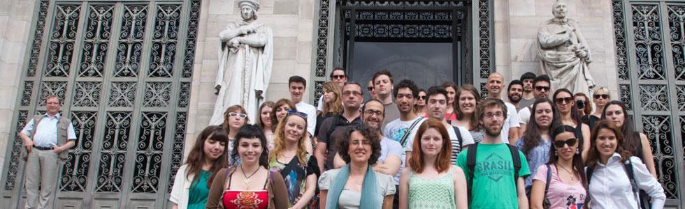 Erasmus 2014 Team