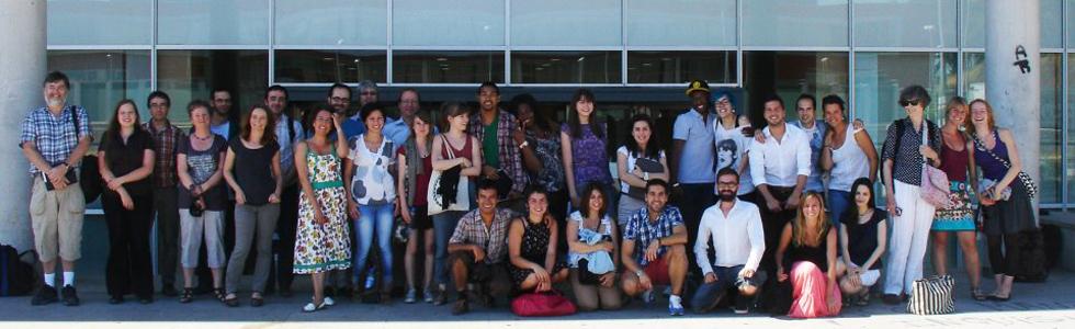 Erasmus 2012 Team