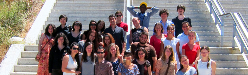 Erasmus 2013 Team